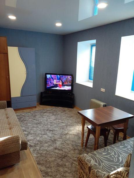 Посуточно 1-комнатная квартира