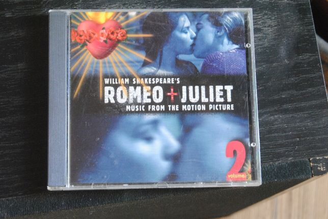 Romeo + Juiet*William Shakespear/CD
