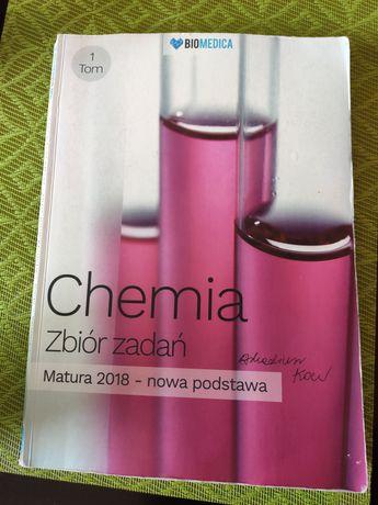 Chemia Zbiór zadań 1 Matura Biomedica