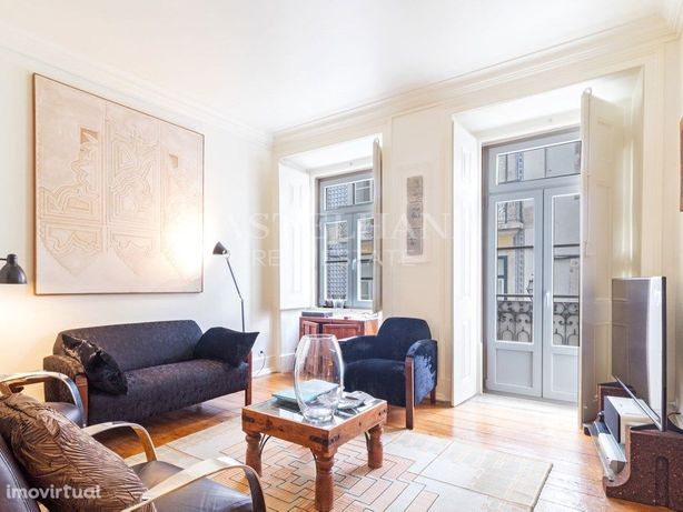 Excelente apartamento T1 no Bairro Alto /Príncipe Real