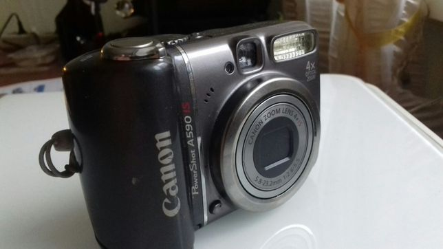 Canon Powershot A590IS