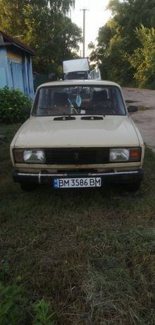 ВАЗ 2105 1986г. выпуска