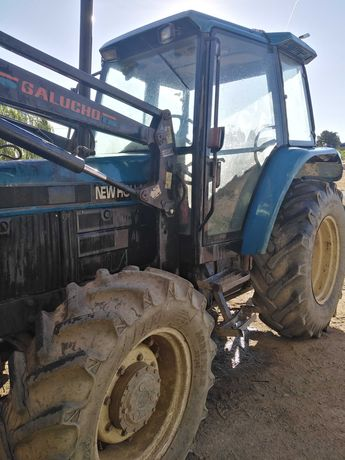Trator agricola Ford 5640