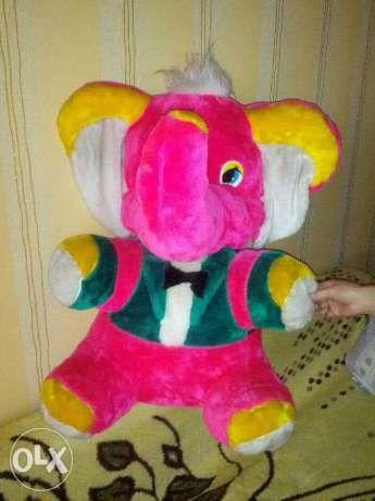 Мягкая игрушка Слон Заяц Мышь Зайчик Мышка Слоник Подарок