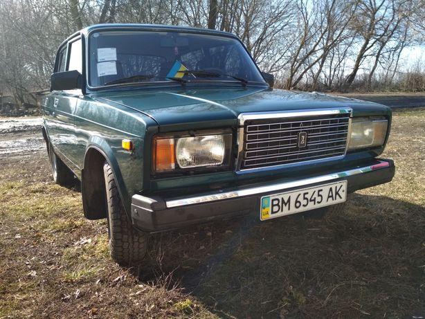 Автомобіль ВАЗ 2107