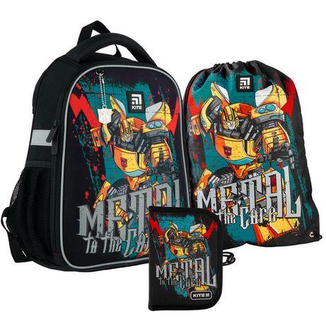 Набір set_tf21-555s рюкзак + пенал + сумка для взуття Kite 555 TF