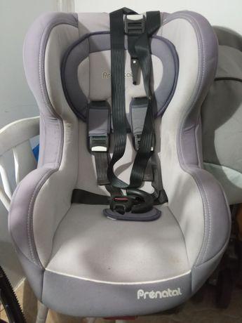 Cadeira auto tipo 1/2 ISOFIX