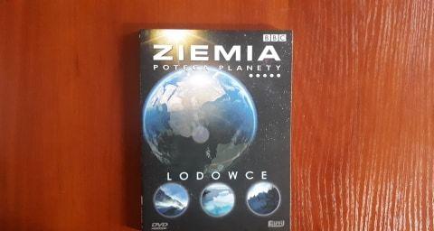 Ziemia potęga planety - Lodowce - film dokumentalny na DVD