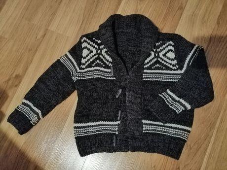 sweterek chłopięcy rozm. 92/98