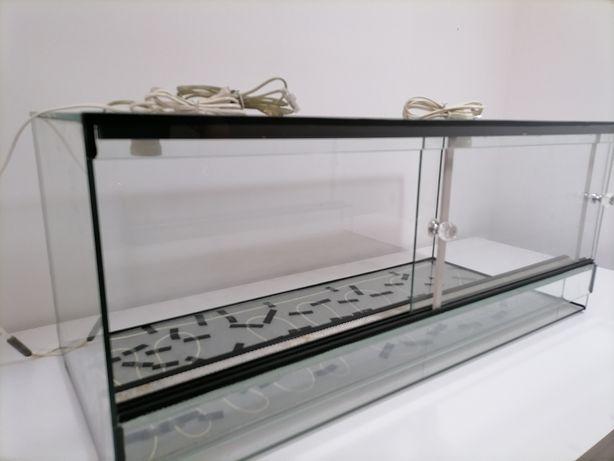 Terrarium dla gada, węża 90x40x37
