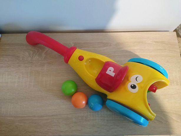 Odkurzacz do piłek smyk smiki pchacz zabawka grająca