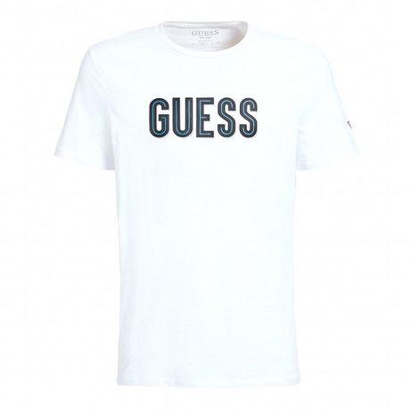 Мужская футболка Guess оригинал размер M-L как Calvin Klein