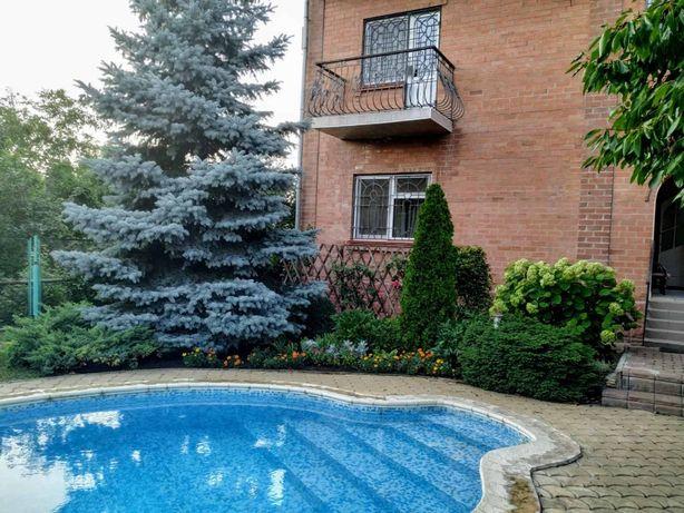 3 этажный дом с бассейном в Молодёжном. ТВ-7