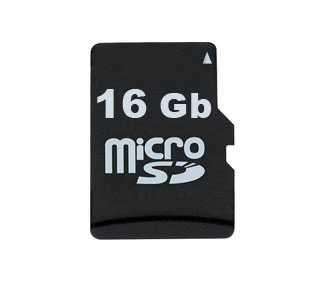 Флешка micro sd 16 GB для смартфона