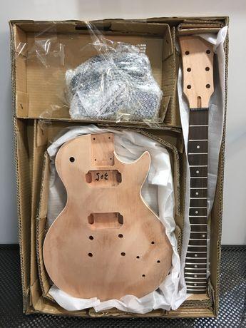 Kit DIY Guitarra Les Paul