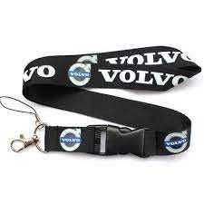 Fita Porta chaves Volvo