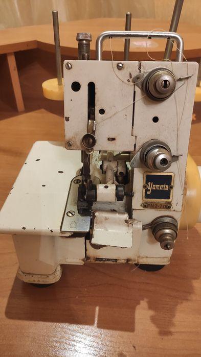 Трехниточный оверлок jamata FN -7D Малая Даниловка - изображение 1