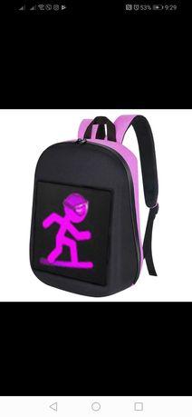 Рюкзак с экраном в наличии