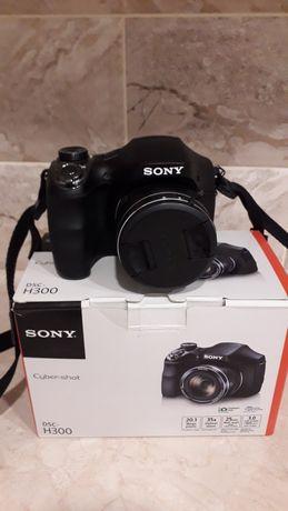 Продам фотоапарат SONY DSC-H300 новий