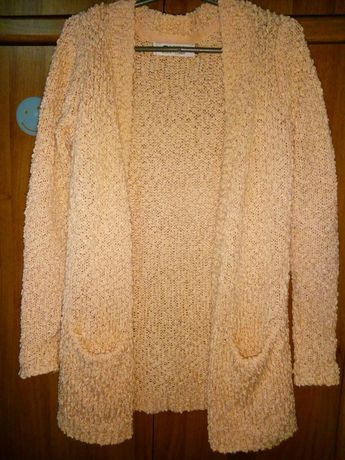 Кардиган свитер длинный