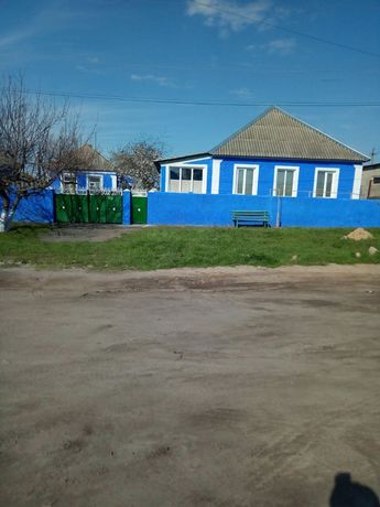 Добротный дом в пгт Александровка