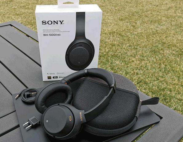 Auscultadores Sony WH1000xm3 Noise Cancelling, com garantia/fatura