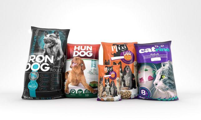 Корм для собак та котів від європейського виробника