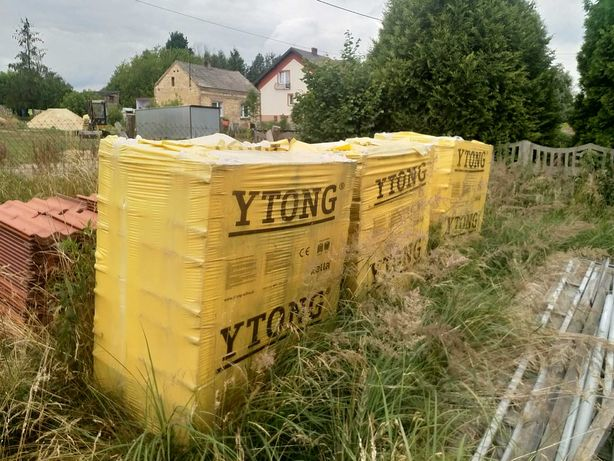 YTONG ENERGO ULTRA+ 36,5cm beton komórkowy bloczek