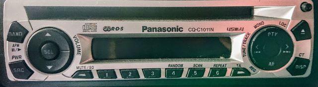 Odtwarzacz CD Radio Panasonic CQ-C1011N