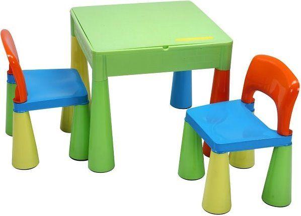 Детский стол и 2 стула Tega Baby Mamut (Тега Беби Мамут), Польша