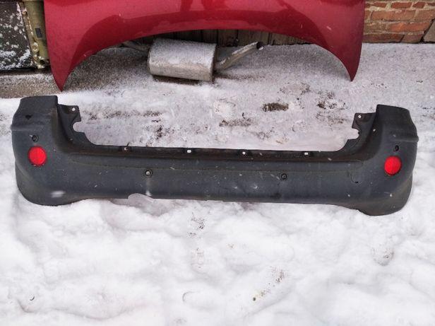 Fiat multipla zderzak tyl tylny PDC i inne