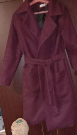 Пальто кашемірове, 44 розмір.