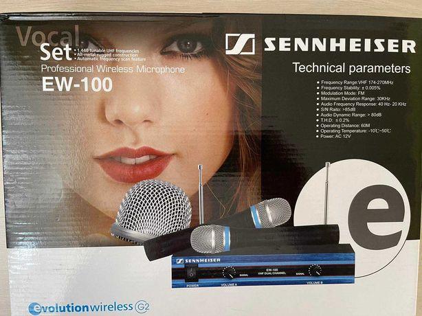 Караоке радиосистема Sennheiser EW-100