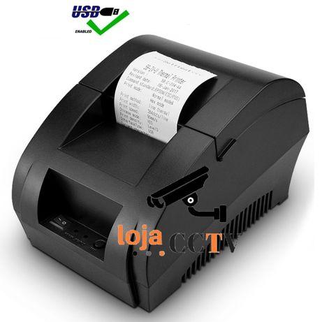 Impressora térmica para POS ou para PC (USB). Nova na caixa, 60mm / 58
