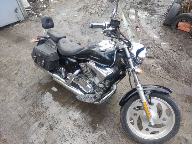 Мотоцикл zongshen 250-5.