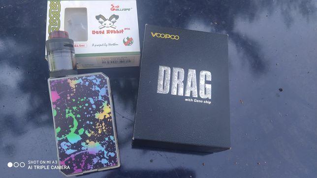 Продам набор voopoo drag 157w.обмен на саб в авто