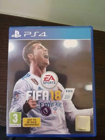 Gra FIFA 18 konsola PS4