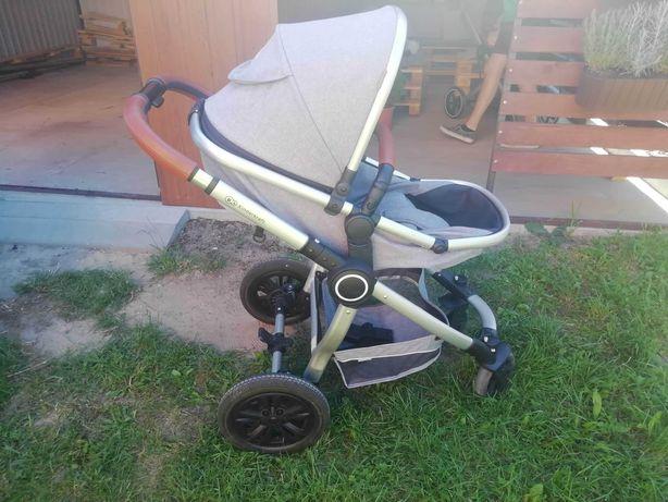 Wózek 2w1 Kinderkraft, jak Joolz gondola + spacerówka + adaptery