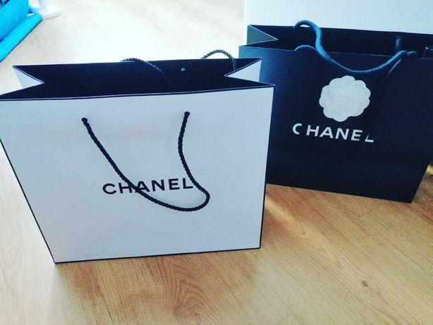 Torebka papierowa Chanel