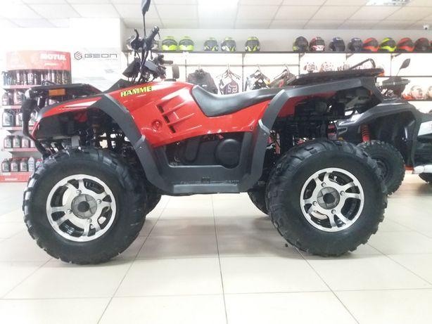 Квадроцикл ATV 300-4x4  : Hamer :Кредит під 6% !Доставка!