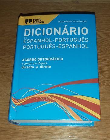 Dicionário Espanhol - Português; Português - Espanhol