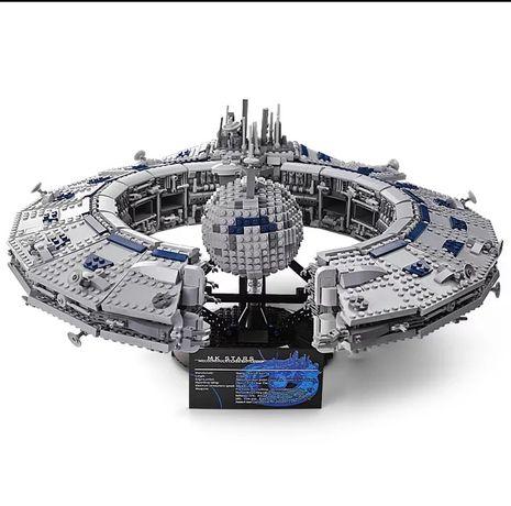 Klocki MouldKing Star Wars Lucrehulk Claas Battleship 3663 klocków