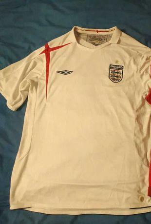 Футбольна футболка збірної Англії Umbro