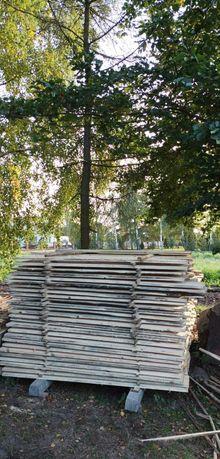 Deski szalunkowe / drewno opałowe Olcha