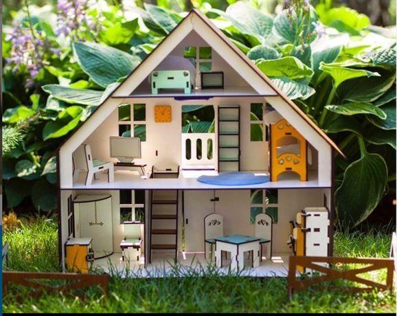 Кукольный домик LOL, дом в Баварском стиле / игровой набор / 3d паз