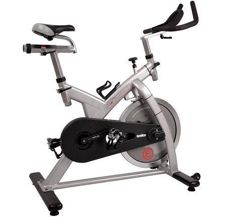 Spinningowy rower treningowy inSPORTline Epsilon (8 lat gwarancji)