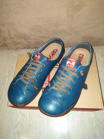 Туфли мокасины подростковые Camper р.38