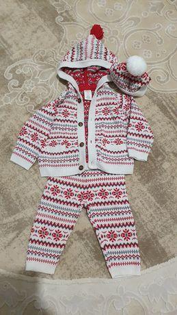 Зимовий костюмчик, набір для фотосесії