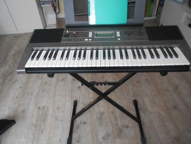 Keyboard Yamaha zestaw tanio