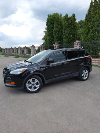Ford Escape 2,5 Газ-бензин на украинских номерах!